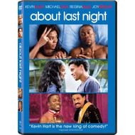 About Last Night On DVD With Kevin Hart Comedy - EE724392