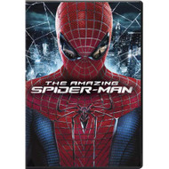 The Amazing Spider-Man On DVD With Andrew Garfield - EE557039