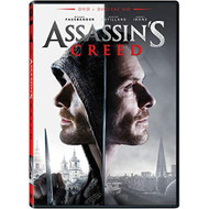 Assassin's Creed On DVD With Michael Fassbender - EE724420