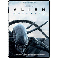 Alien: Covenant On DVD With Michael Fassbender - EE724442