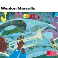 J Mood By Wynton Marsalis On Audio CD Album 1990 - EE724470