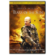 Tears Of The Sun Director's Extended Cut On DVD With Monica Bellucci - EE724495