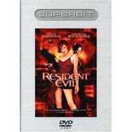 Resident Evil Superbit Collection On DVD With Milla Jovovich - EE724497
