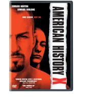 American History X On DVD With Edward Norton Drama - EE724499