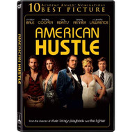 American Hustle On DVD With Christian Bale Drama - EE724498