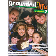 Grounded For Life: Season 2 On DVD With Donal Logue Comedy - EE724512