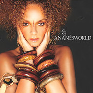 Ananesworld By Anane On Audio CD Album 2010 - EE724555