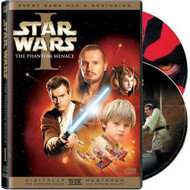 Star Wars: Episode I The Phantom Menace Widescreen Edition On DVD With - EE724616