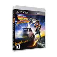 Back To The Future The Game For PlayStation 3 PS3 - EE724628