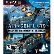 Air Conflicts Pacific Carriers For PlayStation 3 PS3 Flight - EE724629