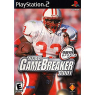 NCAA Game Breaker 2001 For PlayStation 2 PS2 - EE724642