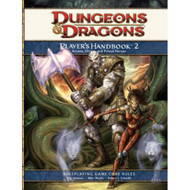 Dungeons And Dragons: Player's Handbook 2- Roleplaying Game Core Rules - EE724695