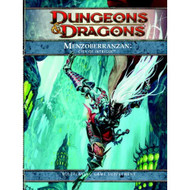 Menzoberranzan: City Of Intrigue Dungeons And Dragons Strategy Guide - EE724701