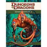 Monster 2: A 4th Edition D&d Core Rulebook D&d Supplement Strategy - EE724704