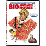 Big Momma's House 2 On DVD With Martin Lawrence Comedy - EE724743