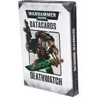 Games Workshop Warhammer 40K Datacards: Deathwatch TCG - EE724772