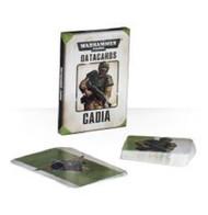 Warhammer 40K Datacards Cadia TCG - EE724776