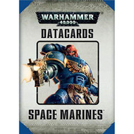 Warhammer 40000 Space Marines Datacards 2015 TCG - EE724775