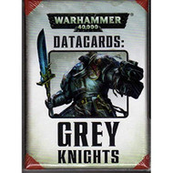 Warhammer 40000 Datacards: Grey Knights TCG Gray - EE724779