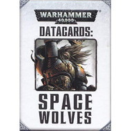 Warhammer 40000 Datacards: Space Wolves English TCG - EE724780