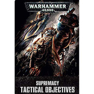 Warhammer 40000 Supremacy Tactical Objective Cards TCG - EE724783
