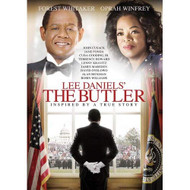 Lee Daniels' The Butler On DVD With Forest Whitaker Drama - EE724795