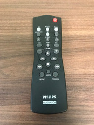 Philips Magnavox Model RC2822422/04B Replacement Remote Black Wireless - EE724809