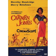 Carmen Jones On DVD With Dorothy Dandridge Documentary - EE724824