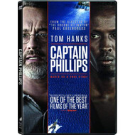 Captain Phillips On DVD With Tom Hanks Drama - EE724825
