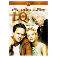 Iq On DVD With Tim Robbins Comedy - EE724856