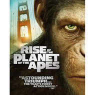 Rise Of The Planet Of The Apes On DVD With John Lithgow - EE724877