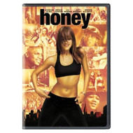 Honey Full Screen Edition On DVD With Jessica Alba - EE724895
