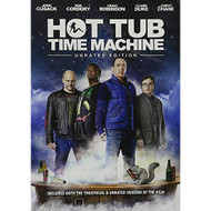 Hot Tub Time Machine On DVD With John Cusack Comedy - EE724927