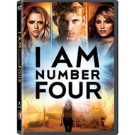 I AM Number Four On DVD With Alex Pettyfer 4 - EE724929