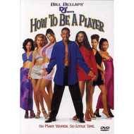 How To Be A Player On DVD With Bill Bellamy Comedy - EE724964
