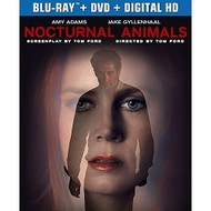 Nocturnal Animals Blu-Ray On Blu-Ray With Amy Adams Mystery - EE725003
