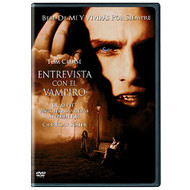 Interview With The Vampire Blu-Ray On Blu-Ray With Tom Cruise - EE725009
