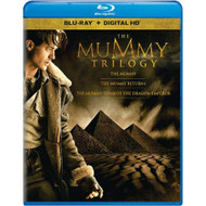 The Mummy Trilogy Blu-Ray On Blu-Ray With Brendan Fraser - EE725007