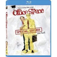 Office Space Special Edition With Flair! Blu-Ray On Blu-Ray With - EE725006