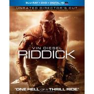 Riddick Blu-Ray On Blu-Ray With Vin Diesel - EE725010