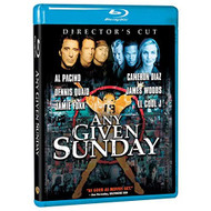 Any Given Sunday Director's Cut Blu-Ray On Blu-Ray With Ann-Margret - EE725019