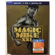 Magic Mike XXL Blu-Ray On Blu-Ray With Channing Tatum Comedy - EE725026