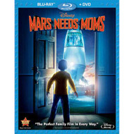 Mars Needs Moms Two-Disc / DVD Combo On Blu-Ray With Seth Green 2 - EE725030
