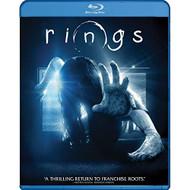 Rings Blu-Ray On Blu-Ray With Aimee Teegarden - EE725048