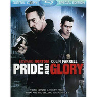 Pride And Glory Blu-Ray On Blu-Ray With Edward Norton Mystery - EE725051