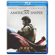 American Sniper Blu-Ray On Blu-Ray With Bradley Cooper - EE725070