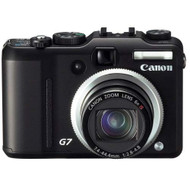 Canon Powershot G7 10MP Digital Camera With 6X Image-Stabilized - EE725112