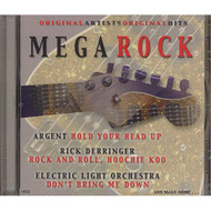 Mega Rock 2 By Mega Rock On Audio CD Album 1999 - EE725117