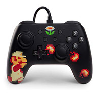 PowerA Wired Controller For Nintendo Switch Retro 8-BIT Super Mario - EE725118