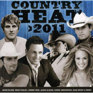 Country Heat 2011 By Various On Audio CD Album 2010 - EE725135